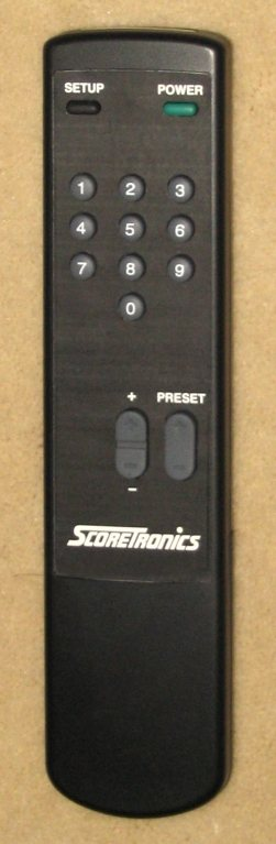 Circuit Training / Weight Training Timer Remote Control